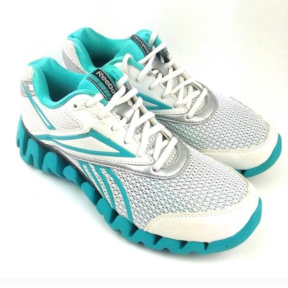 Reebok Shoes | Reebok Zigtech White